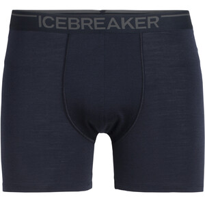 Icebreaker Anatomica Boxers Herre Midnight Navy Midnight Navy