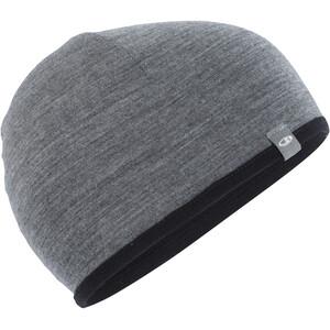 Icebreaker Pocket Hat svart/grå svart/grå