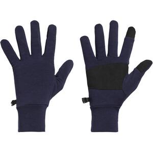 Icebreaker Sierra Gloves midnight navy midnight navy