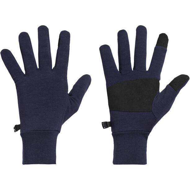 Icebreaker Sierra Gloves midnight navy
