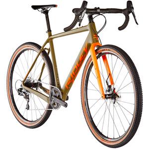 Ridley Bikes Kanzo C ADV Force1 HD camo green/orange camo green/orange