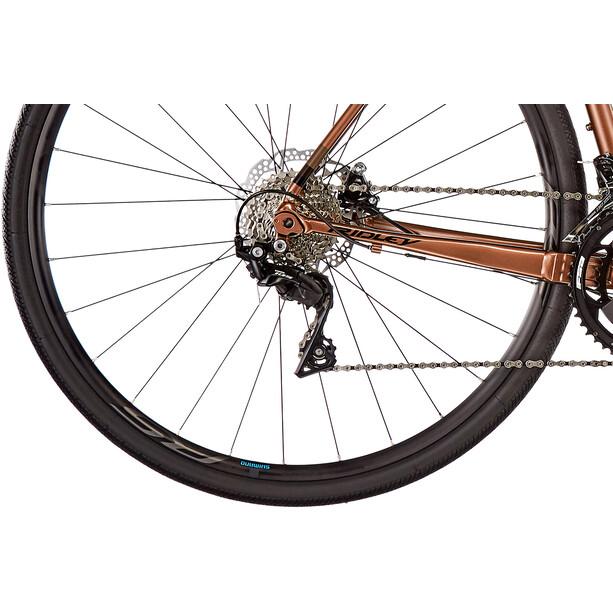 Ridley Bikes Kanzo A 105 Mix HD copper brown/black