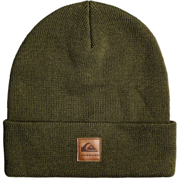 Quiksilver Brigade Beanie Herren grape leaf