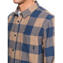 Quiksilver Motherfly Flanellhemd Herren caribou motherfly