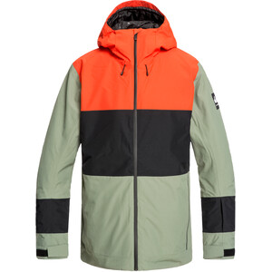 Quiksilver Sycamore Jacke Herren agave green agave green