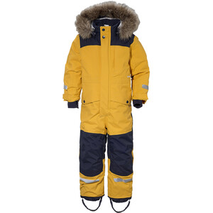 DIDRIKSONS Björnen Coverall Kinder oat yellow oat yellow