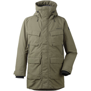 DIDRIKSONS Drew Parka Herr crocodile green crocodile green