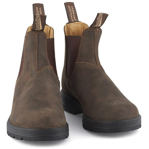 Blundstone 585 Shoes rustic brown