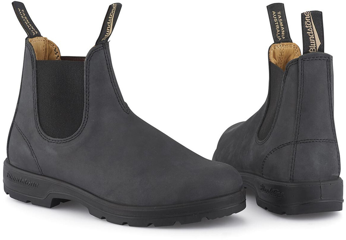 Blundstone 587 rustic black | Boots, Kängor, Skor