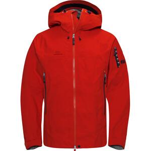 Elevenate Bec de Rosses Jacket Herr Red Glow Red Glow
