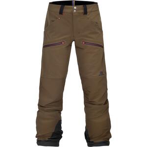 Elevenate Free Tour Pants Herr Macchiato Brown Macchiato Brown