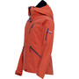 Elevenate Backside Jacket Dam Red Glow