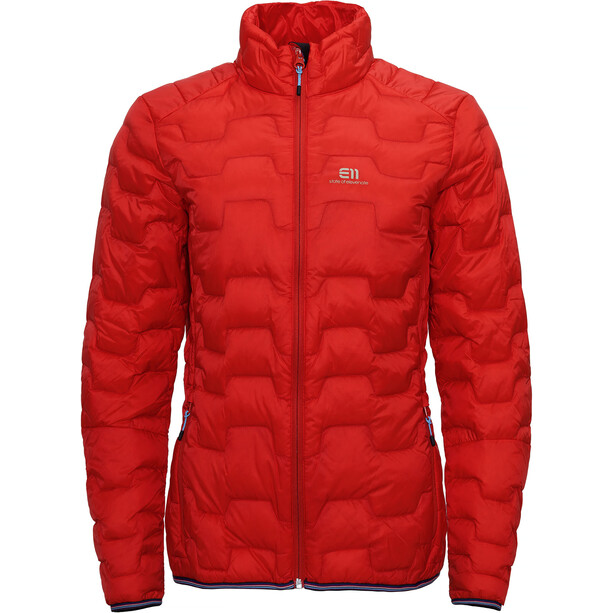 Elevenate Motion Down Jacket Dam Red Glow