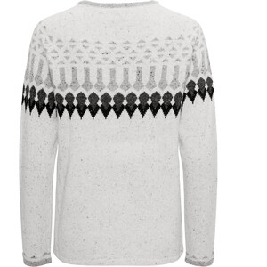Elevenate Iceland Knit Pullover Dam vit/grå vit/grå