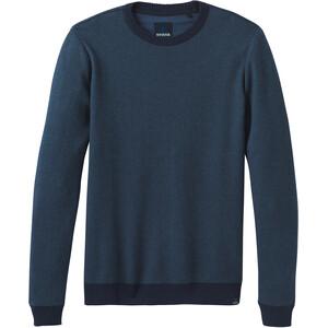 Prana Vertawn Sweater Herren blue note heather blue note heather