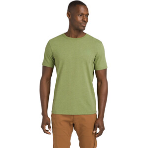 Prana Rundhals T-Shirt Herren matcha heather matcha heather