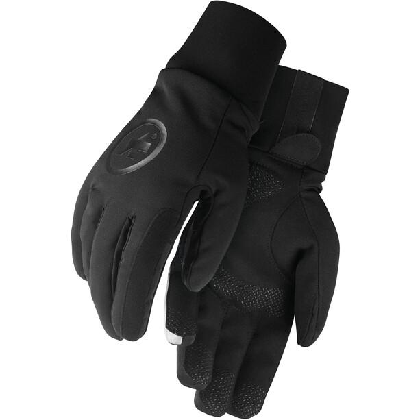 assos Ultraz Winterhandschuhe black series