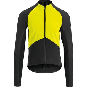 ASSOS Mille GT Frühlings-Herbst-Jacke Herren gelb/schwarz gelb/schwarz