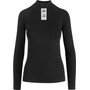 assos Skinfoil Winter Langarm Baselayer black series