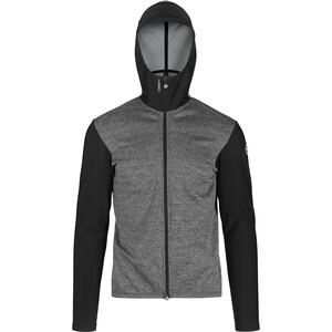 ASSOS Trail Veste à capuche Printemps/Automne Homme, gris/noir gris/noir