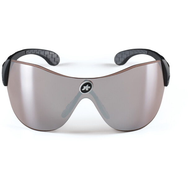 ASSOS Zegho G2 Dragonfly Copper Lunettes, black