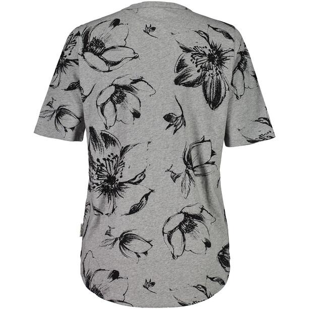 Maloja VisuraM. T-Shirt Damen grey melange