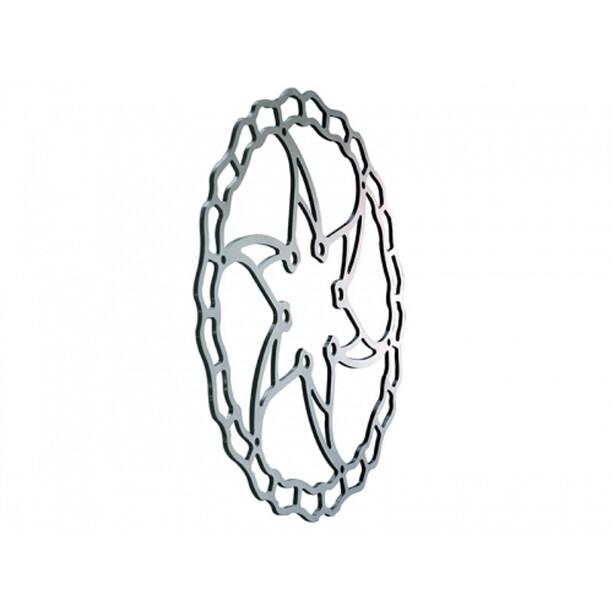 ASHIMA ARO-09 Ai2 Bremsscheibe 6-Loch silver