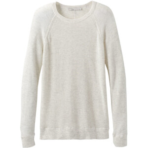 Prana Milani Crew Sweater Dam Moonlight Heather Moonlight Heather