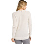 Prana Milani Crew Sweater Dam Moonlight Heather