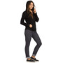 Prana Milani Hoodie Dam Black Heather