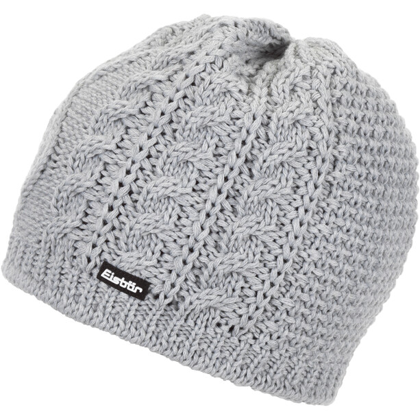 Eisbär Nelia Mütze Damen light grey