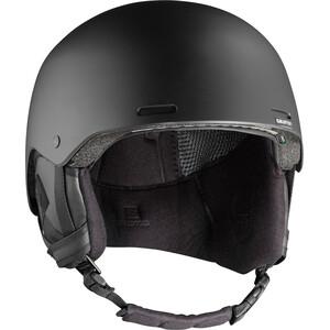 Salomon Brigade+ Helm Herren schwarz schwarz