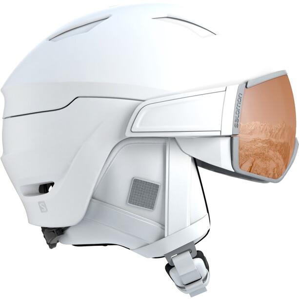 Salomon Mirage S Helm Damen white