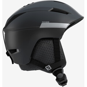Salomon Pioneer X Helm Herren black black