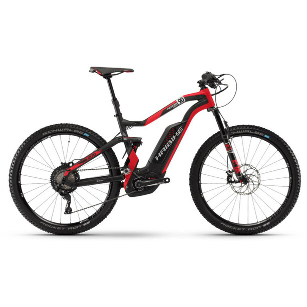 HAIBIKE XDURO FullSeven Carbon 9.0 2. Wahl carbon/red/silver matte