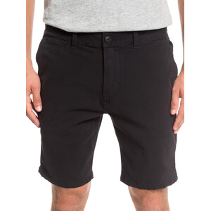 Quiksilver Krandy Stretch Walkshorts Herren black black