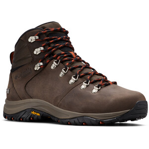 Columbia 100MW Titanium Outdry Shoes Men cordovan/dark cordovan/dark