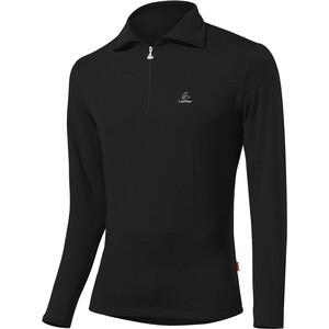 Löffler Basic CF Transtex Zip-Sweater Herren black black