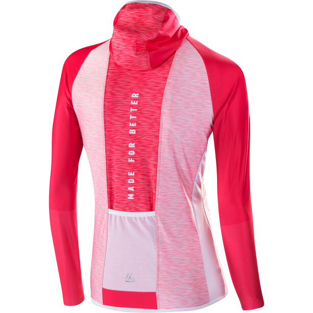 Löffler Speed Hoody Damen flamenco