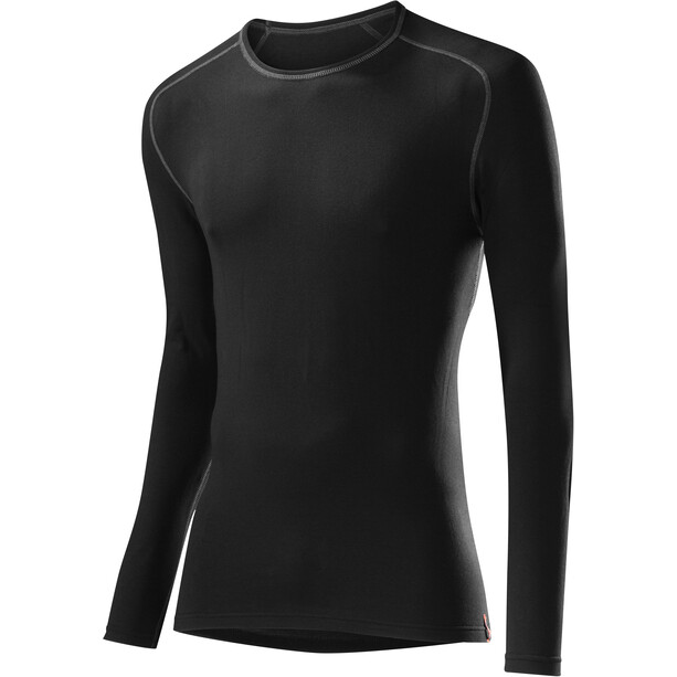 Löffler Transtex Warm Langarm Shirt Herren black