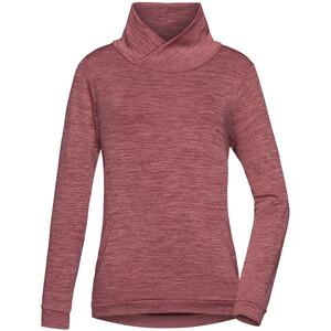 PYUA Bliss Sweater Damen mahogany red mahogany red