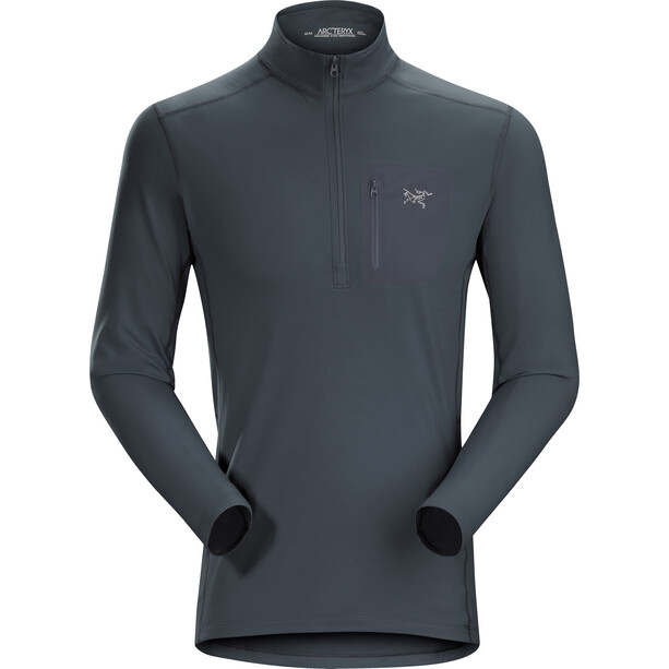 Arc'teryx Rho LT Zip Neck Herren orion