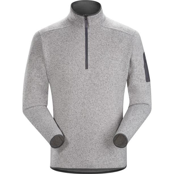Arc'teryx Covert 1/2 Zip Pullover Herren pegasus heather