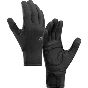 Arc'teryx Rivet Gloves svart svart