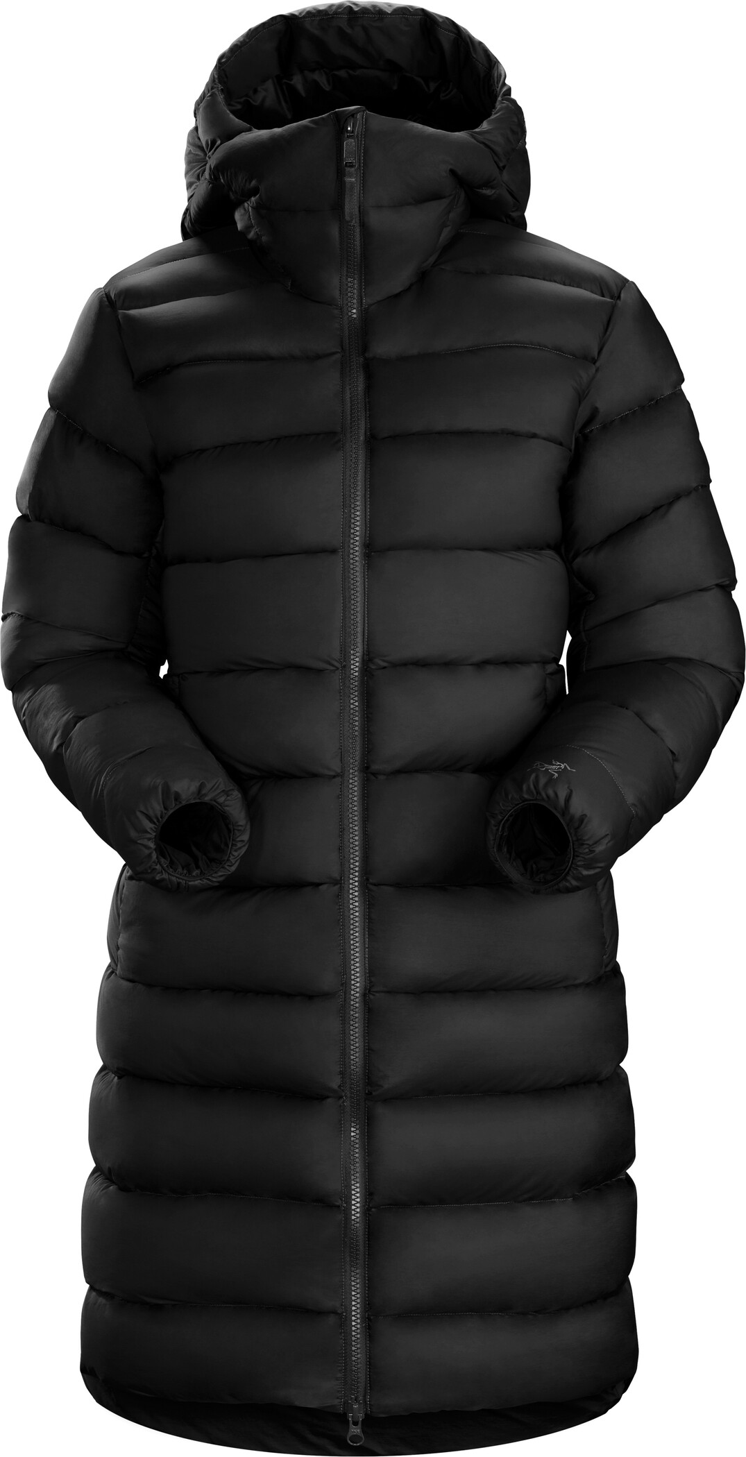 Arc'teryx Seyla Coat Dam Black