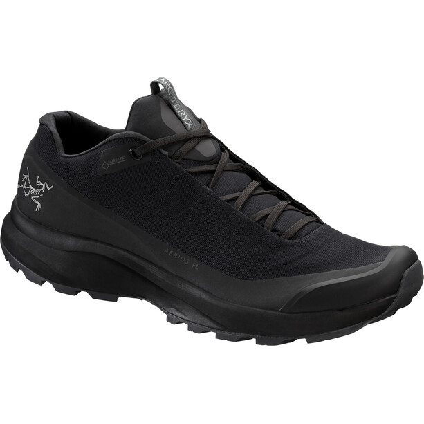 Arc'teryx Aerios FL GTX Shoes Herr Black/Pilot