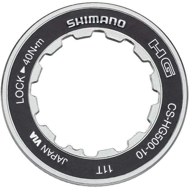 Shimano CS-HG500-10 Kassetten Verschlussring 11Z