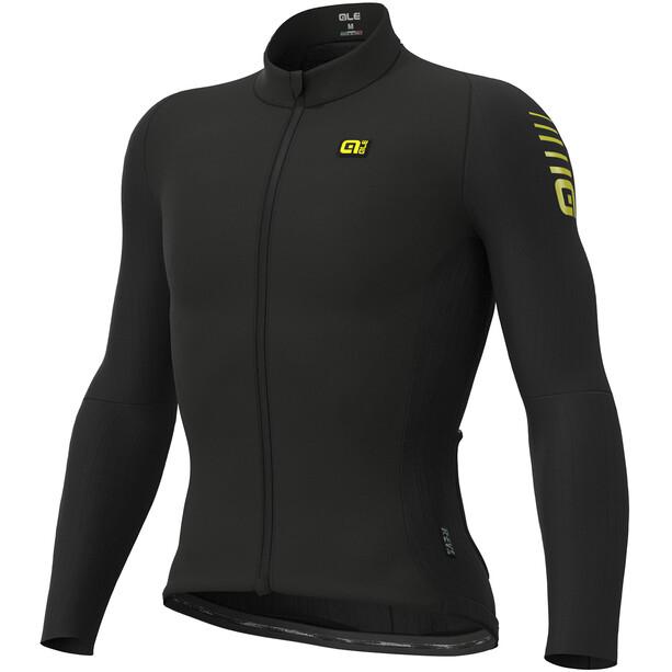 Alé Cycling Clima Protection 2.0 Warm Race LS Jersey Men black