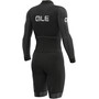 Alé Cycling PR-S Fuga DWR Ciclocross Skinsuit Herren black-white