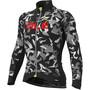 Alé Cycling Graphics PRR Glass Longsleeve Jersey Herr black-grey